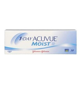 Johnson & Johnson 1-Day Acuvue Moist 30er Pack