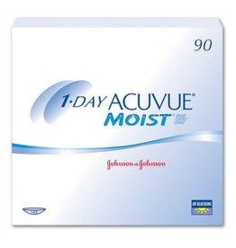 Johnson & Johnson 1-Day Acuvue Moist 90er Pack