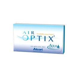 Alcon Air Optix Aqua 6er Pack