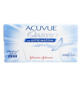 Johnson & Johnson Acuvue Oasys for Astigmastism 12er Pack