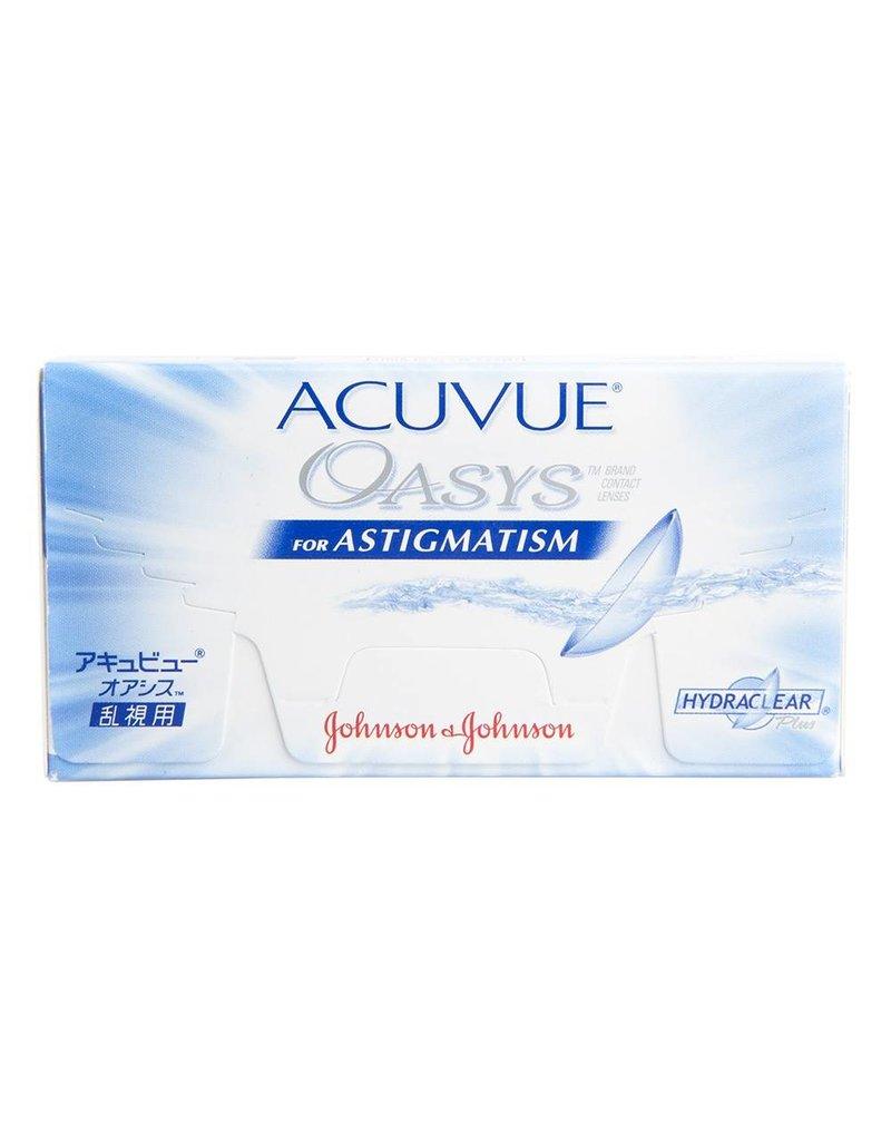Johnson & Johnson Acuvue Oasys for Astigmatism 12er Pack