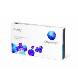 Cooper Vision Biofinity 6er Pack