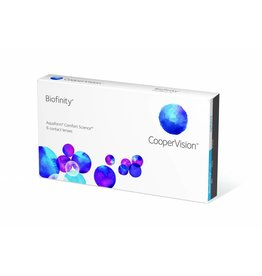 Cooper Vision Biofinity 3er Pack