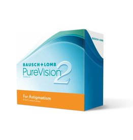 Bausch & Lomb PureVision 2HD for Astigmatism 6er Pack