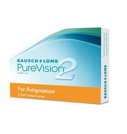 Bausch & Lomb PureVision 2HD for Astigmatism 3er Pack