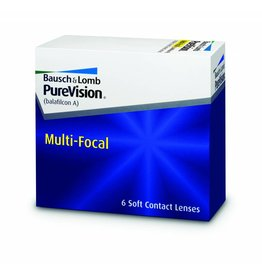 Bausch & Lomb Purevision Multifocal 6er Pack