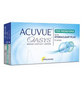 Johnson & Johnson Acuvue Oasys for Presbyopia 6er Pack