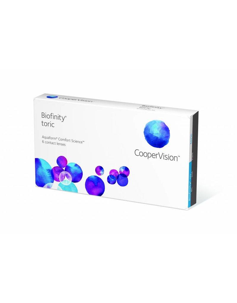 Cooper Vision Biofinity toric 3er Pack