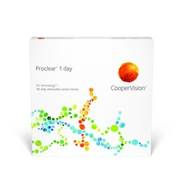 Cooper Vision Proclear 1 Day 90er Pack