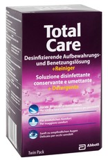Abbott Medical Optics Total Care Twin Pack