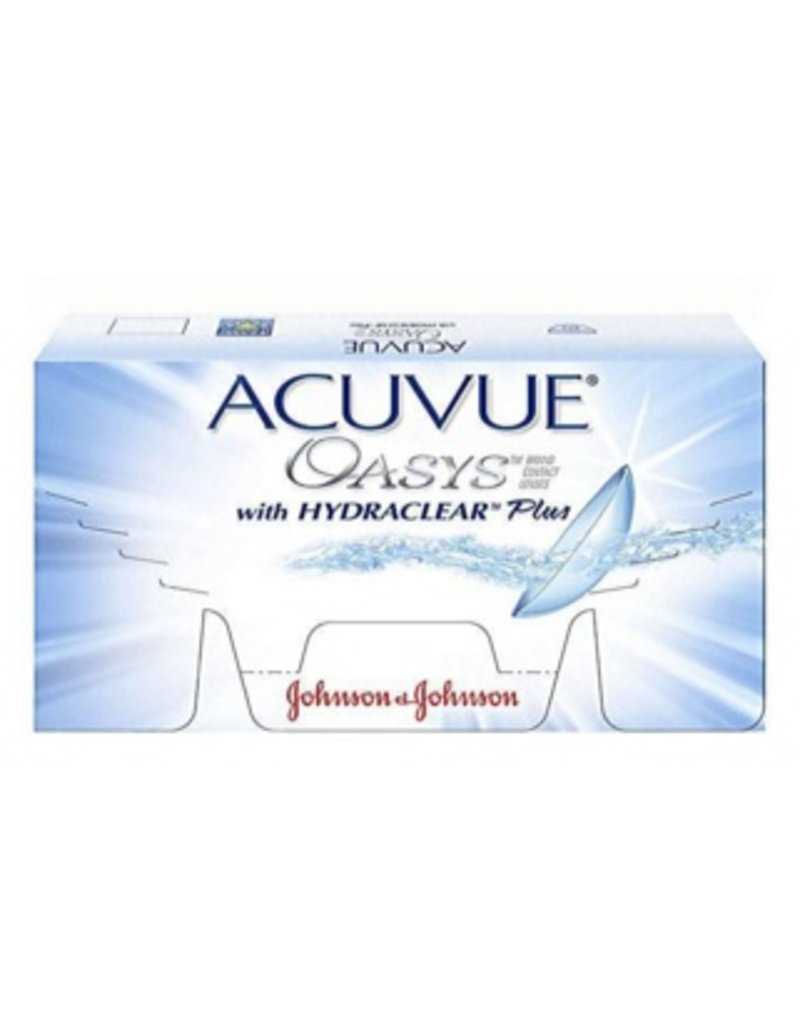 Johnson & Johnson Acuvue Oasys mit Hydraclear Plus 6er Pack