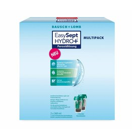 Bausch & Lomb EasySept Hydro+ MULTIPACK