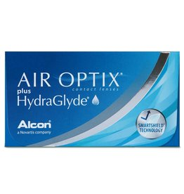 Alcon AIR OPTIX® plus HydraGlyde® 6er Pack