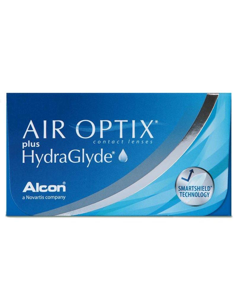 Alcon AIR OPTIX® plus HydraGlyde® 6er Pack