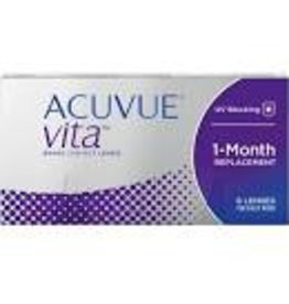 Johnson & Johnson Acuvue Vita with HydraMax Technology 6er Pack