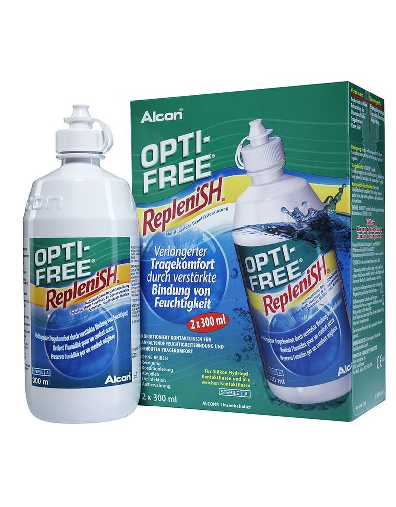 Alcon Opti-Free RepleniSH