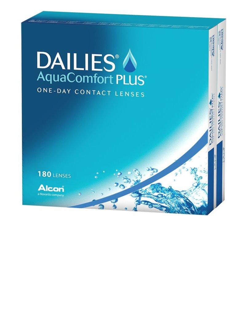 Alcon Dailies® AquaComfort Plus® 1800er Pack