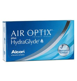 Alcon AIR OPTIX® plus HydraGlyde® 3er Pack