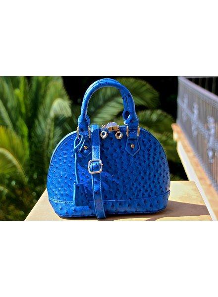 Bolso de mano/ hombro SY 5526 Azul