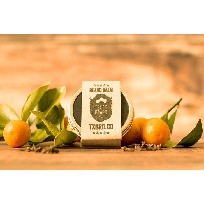 - Citrus & Clove Beard Balm