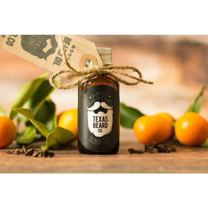 - Citrus Clove (Beard Oil)