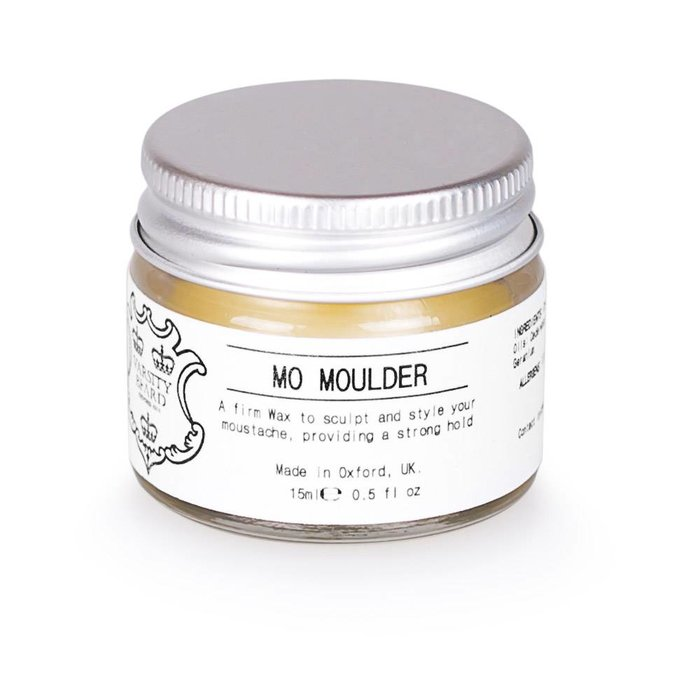 - Mo Moulder (Moustache Wax)