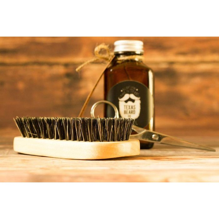 - Beard Brush (firm)