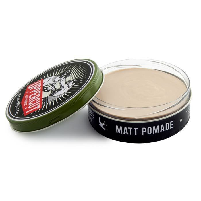 - Matt Pomade (cream wax/paste/pomade)