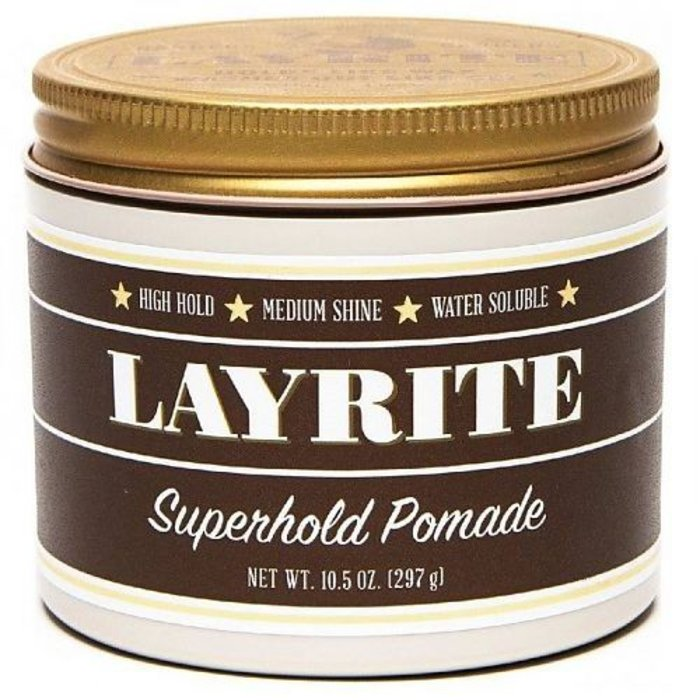- Super Hold Pomade (water soluble) - Copy