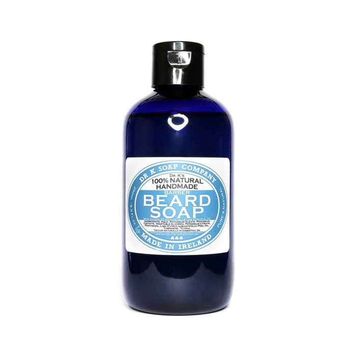 - XL Beard Soap Fresh Lime