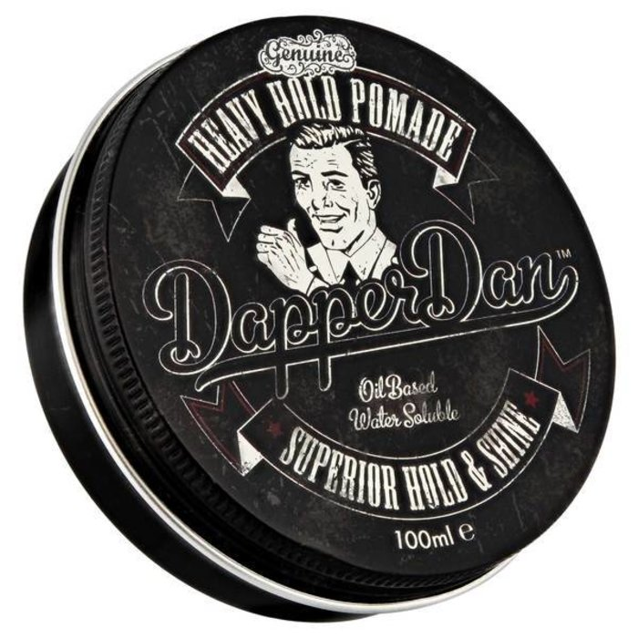 - Heavy Hold Pomade