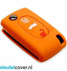 Citroën SleutelCover - Oranje