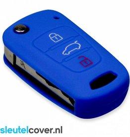 Kia SleutelCover - Donker Blauw