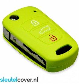 Kia SleutelCover - Lime Groen