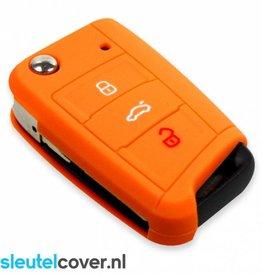 Volkswagen SleutelCover - Oranje