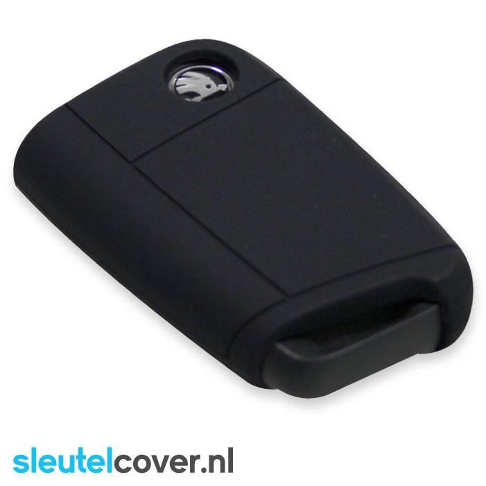 Skoda SleutelCover - Zwart