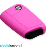 Seat SleutelCover - Roze