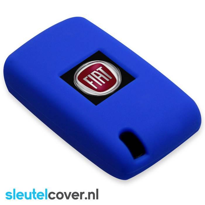 Fiat SleutelCover - Blauw