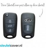 Kia SleutelCover - Zwart