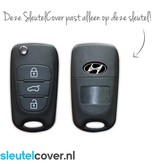 Hyundai SleutelCover - Oranje