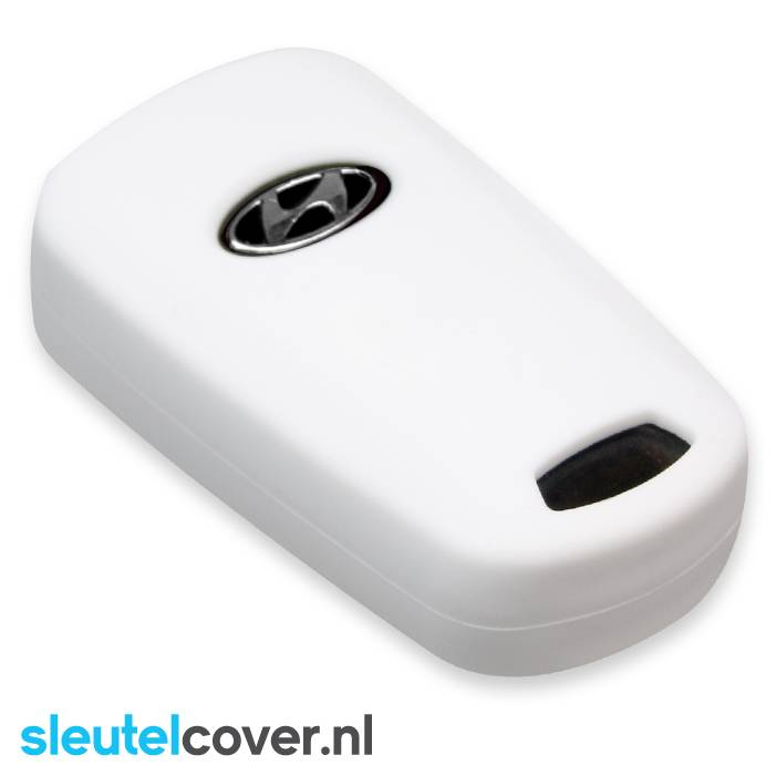 Hyundai SleutelCover - Wit