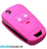 Chevrolet SleutelCover - Roze