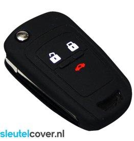 Chevrolet SleutelCover - Zwart