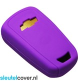 Chevrolet SleutelCover - Paars