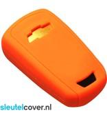 Chevrolet SleutelCover - Oranje