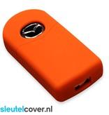 Mazda SleutelCover - Oranje
