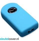 Mazda SleutelCover - Licht blauw