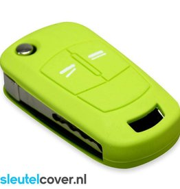 Opel SleutelCover - Lime Groen