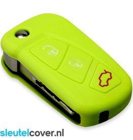 Ford SleutelCover - Lime Groen