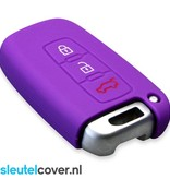 Kia SleutelCover - Paars